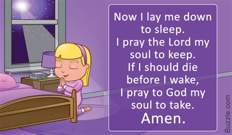 prayer to say before bed 8 nice and easy christian bedtime prayers to teach your