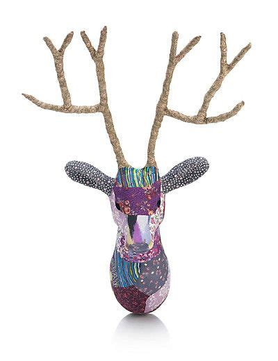 Patchwork Stag - patchwork stag home