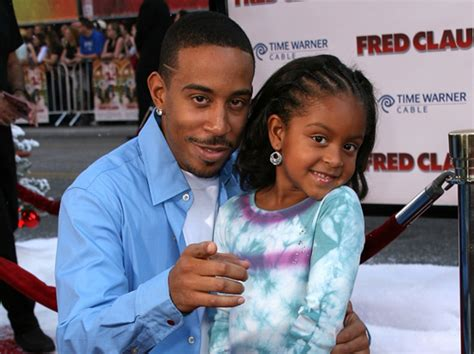 Ludacris Seeks Privacy After Dads by Ludacris With A Kid Images99