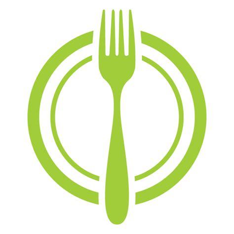 design logo kedai makan lish mengantar makanan berkualitas untuk santap malam