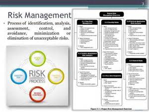 pmbok risk management and safety health and environment