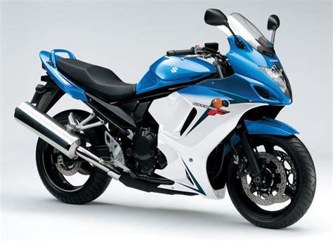 Suzuki Review 2012 2012 Suzuki Gsx650f Motorcycle Review Top Speed