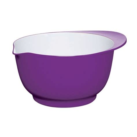 Kitchen And Company Bowls Colourworks Melamine Two Tone Mixing Bowl 3 Litre