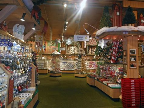 bonnars christmas trees bronner s in frankenmuth michigan