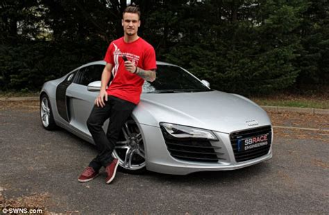 Petrolhead earned enough from YouTube hits to buy his own 187mph motor Daily Mail Online