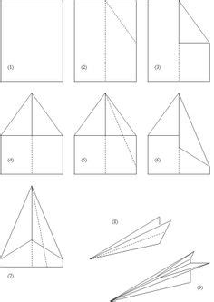 How Do You Make A Really Paper Airplane - paper airplane for printable how to