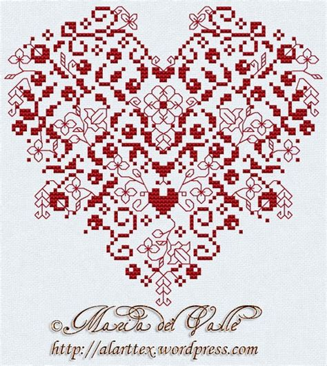 heart pattern lyrics english 17 best images about you are my heart free cross stitch