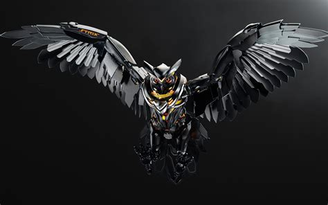 Asus Strix Owl 4K Wallpapers   HD Wallpapers   ID #21869