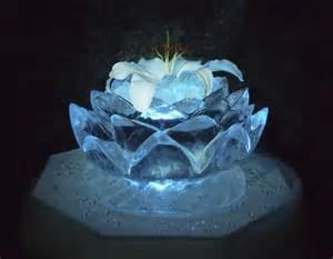 lotus flower centerpieces wedding table centerpiece sculpture lotus flower