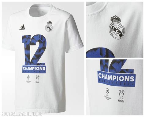 Jersey Real Madrid Home Cardiff Ucl 2017 Grade Ori real madrid 2017 uefa chions winners adidas range football fashion org