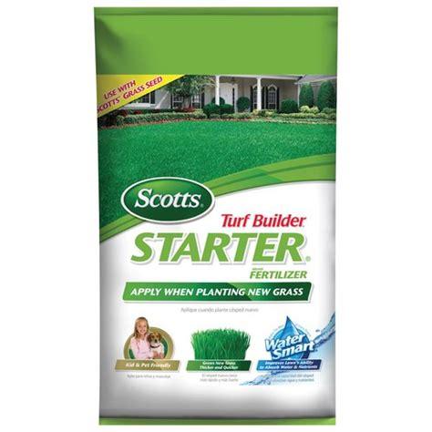 s starter fertilizer 5m walmart