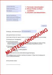 Brief Schreiben Muster Versicherung 11 K 252 Ndigung Kfz Versicherung Muster Rechnungsvorlage
