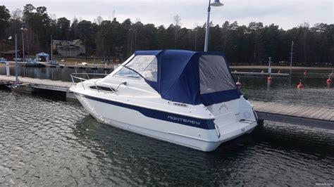 monterey diesel boats monterey 256 cruiser diesel motor boat 1996 nauvo