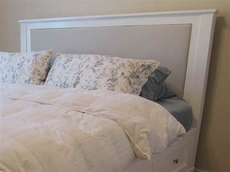 diy size headboard bloombety diy king size headboard ideas great design for