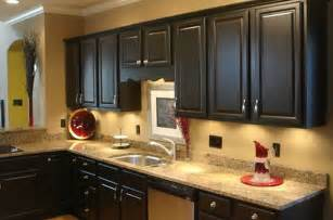 Cabinets Ideas Kitchen Awesome Kitchen Backsplash Ideas For Dark Cabinets On With