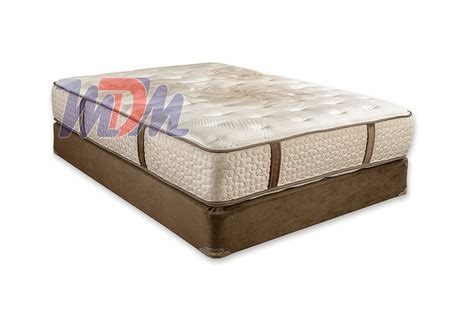 comfort care ashton plush sided soft mattress