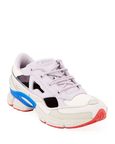 raf simons tennis shoes adidas by raf simons s replicant ozweego trainer sneakers independence day neiman
