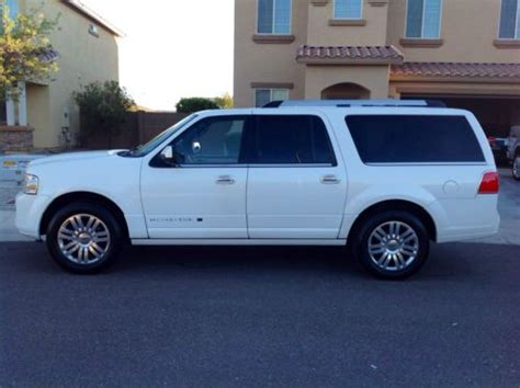 lincoln navigator 5 4 2011 auto images and specification find used 2011 lincoln navigator l limited 5 4l auto nav camera loaded like new 58k mi in