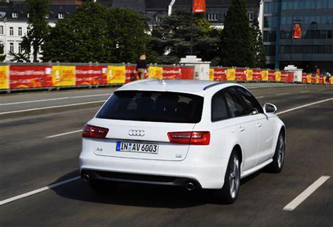Audi A6 3 0 Tdi Biturbo Test by Foto S Wegtest Audi A6 Avant 3 0 Tdi Biturbo 2011