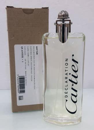 Parfum Original Cartier Goutte De Edt 100ml Tester cartier declaration tester barbat parfumuri cartier