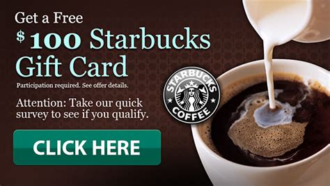 Where To Get Starbucks Gift Cards - get a free starbuck gift card