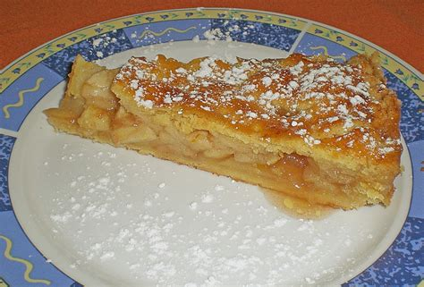 american pie kuchen american apple pie schokoerdbeerchen chefkoch de