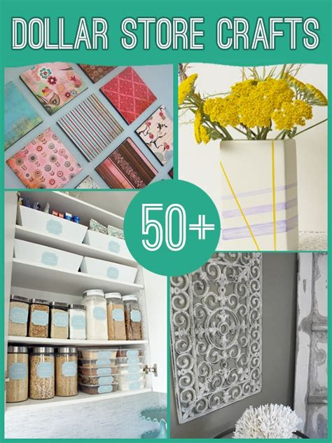 diy dollar store crafts 50 dollar store craft ideas diy cozy home