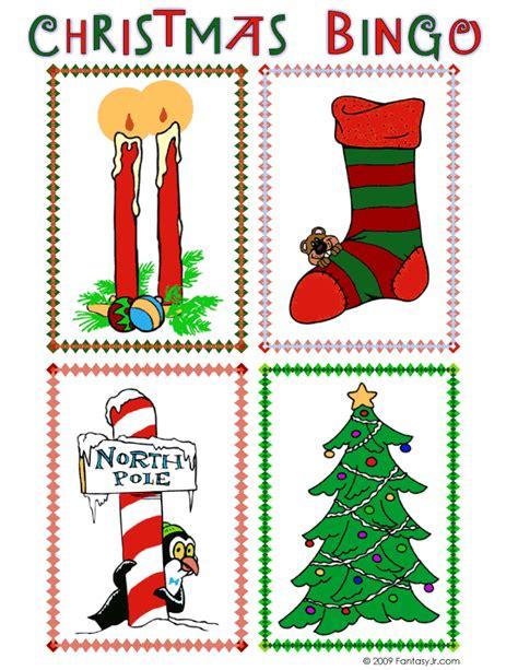 christmas tree bingo pattern christmas bingo calling card 4 woo jr kids activities