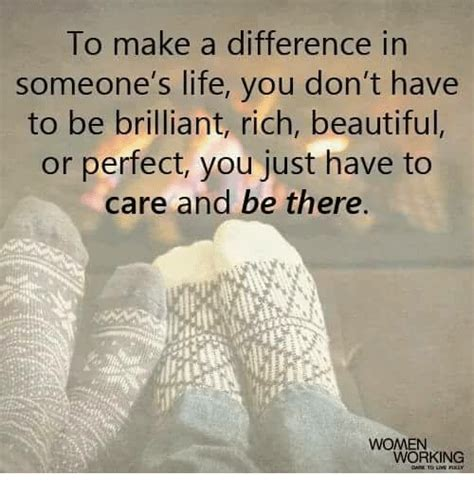 7 Ways To Make A Difference In Someones by To Make A Difference In Someone S You Don T To