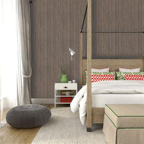 self adhesive removable wallpaper tempaper 56 sq ft repurposed wood self adhesive