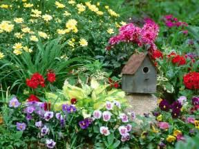 Simple Flower Gardens Simple Garden Tips Newsnish