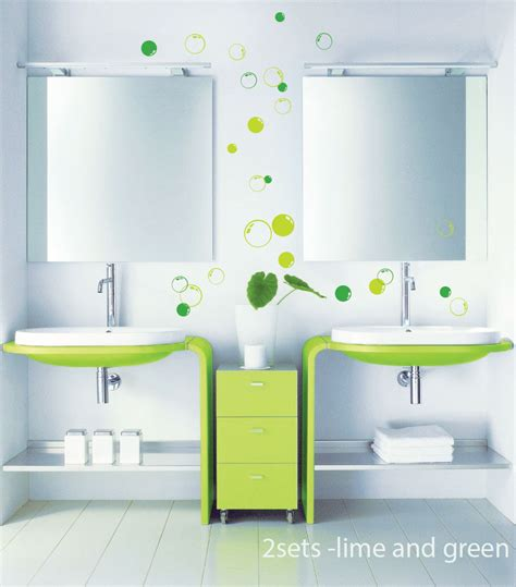 wall stickers bathroom 58 bubbles bathroom window shower tile wall stickers wall