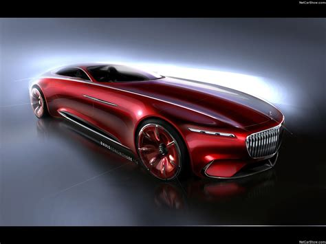 Maybach Concept Car by Mercedes Vision Maybach 6 Concept C A R S K E T