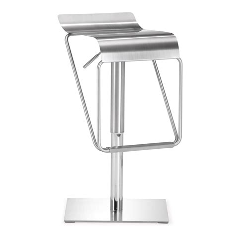 zuo modern bar stool zuo modern 300193 dazzer swivel bar stool lowe s canada