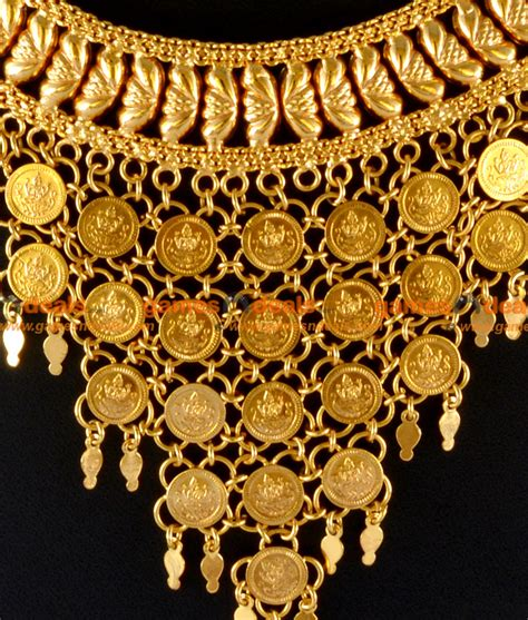 Exclusive Deal 20 At Givingtreejewelrycom by Nckn43 Exculsive Made Choker Design Lakshmi Coin