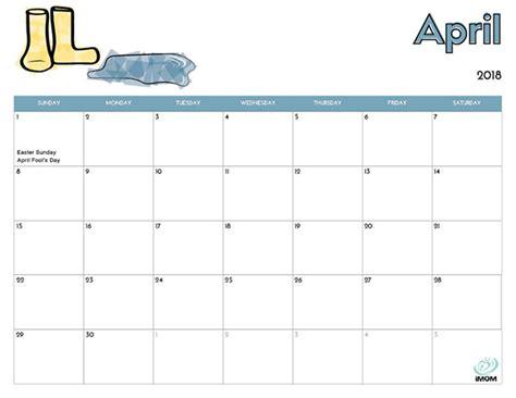 printable calendar imom 2018 2018 free printable calendar for kids imom