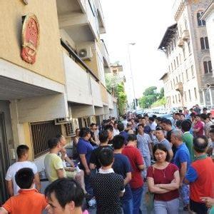 consolato cinese torino sesto fiorentino la comunit 224 cinese quot un corteo per