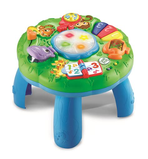 Leapfrog Table by Leapfrog Animal Adventure Learning Table Toys