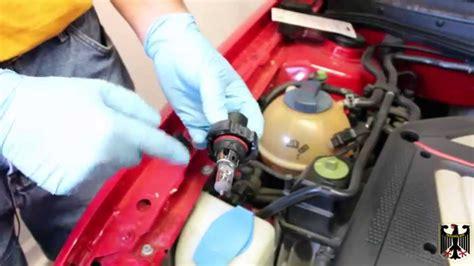 mkiv volkswagen jetta headlight bulb replacement