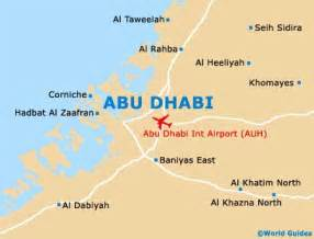 World Abu Dhabi Map Abu Dhabi Maps And Orientation Abu Dhabi United Arab