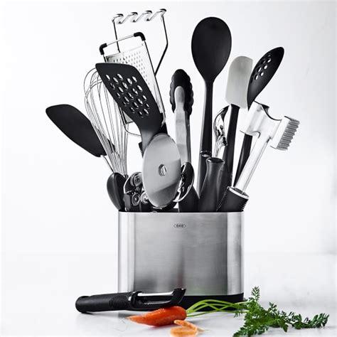 Promo Stainless Steel Kitchen Tool Spatula Centong Sutil oxo 15 kitchen tool set williams sonoma