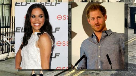prince harry s girl friend watch prince harry s girlfriend meghan markle jets to