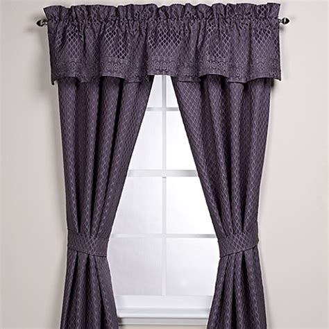bed bath and beyond bohemia j queen new york bohemia window curtain panel pair and