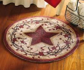 Country Star Rug Collections Etc Find Unique Online Gifts At