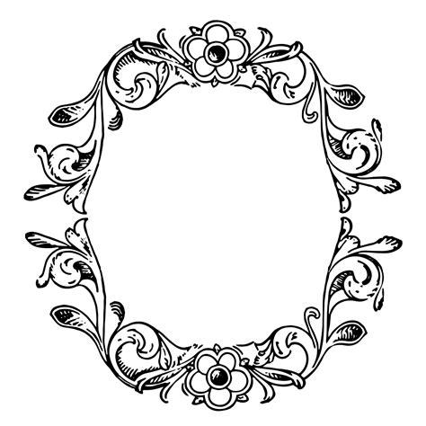 Decorative Line Borders by Decorative Border Clip Cliparts Co