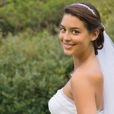 hairstyles with headband and veil bridal hairstyles with wedding veils gallery