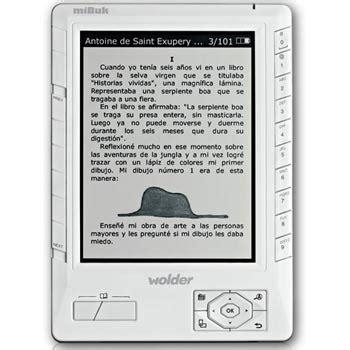Hp Motorola Kairo Wolder Mibuk Es Un Lector De Libros Electr 243 Nicos Bastante M 225 S Econ 243 Mico Que Otros Que Hay En El