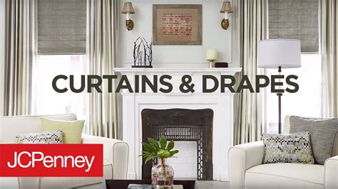 jcpenney home collection curtains trendy jcpenney home