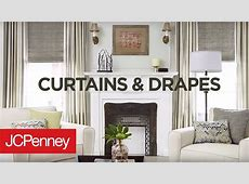 Choosing Curtains and Drapes   JCPenney Custom Decorating ... Jcpenney Curtains And Drapes