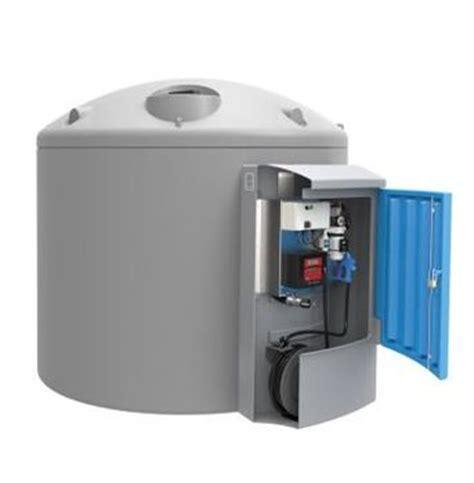 Diesel Exhaust Fluid Shelf by Adblue 174 Bulk Storage Tank Vertex Maintenance Products